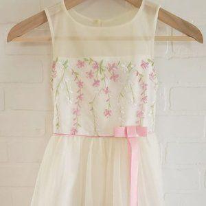 Jona Michelle Sleeveless Floral Dress 7